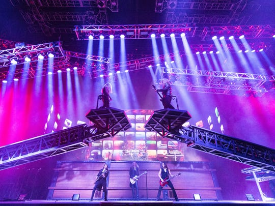 Trans-Siberian Orchestra's 'Christmas Eve and Other Stories' tour includes Detroit stop