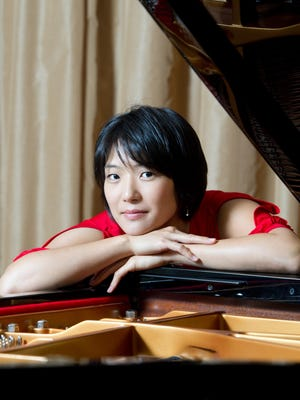 Pianist Misuzu Tanaka and clarinetist Maksim Shfrykov will play July 28.