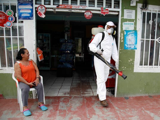 AP COLOMBIA ZIKA VIRUS I COL