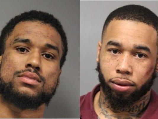 Dover arrests 1