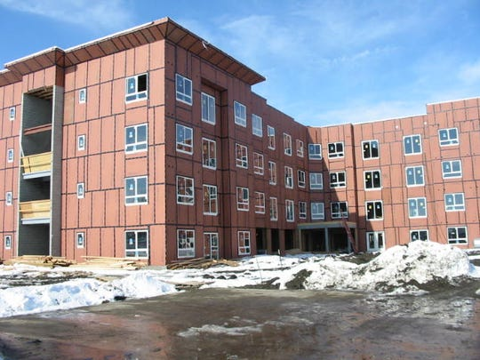 Lake Shore Apartments would feature 85 units near First