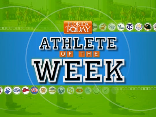 Vote each week for FLORIDA TODAY's Athlete of the Week
