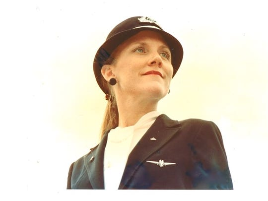 Beverley Bass was a  flight engineer with American Airlines in 1976.