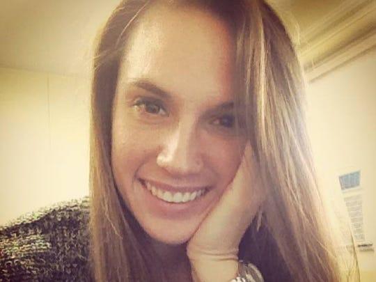 Dallastown Area High School graduate Amanda Strous