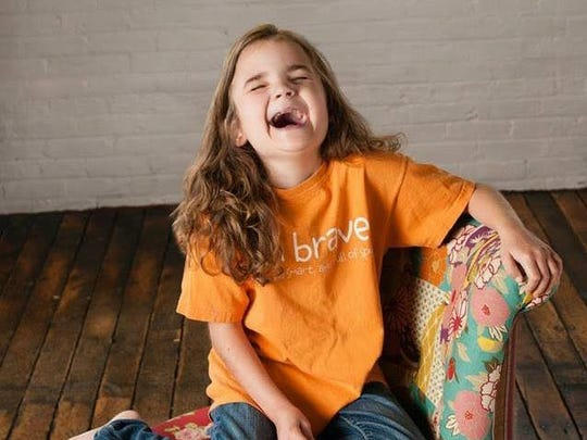 Rebekah Spader, 10, died in 2016 after battling a genetic nerve disorder since she was 1 year old.