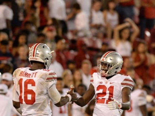 The Buckeyes continue to roll