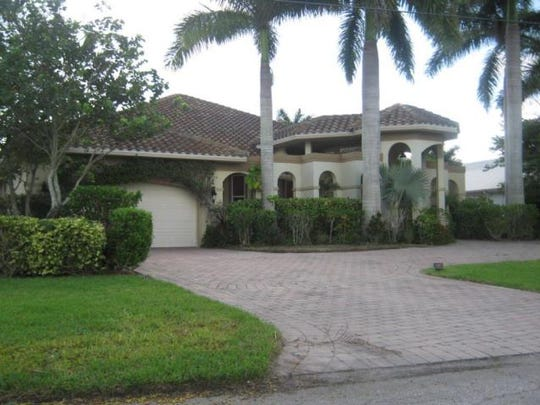 This home at 5229 Nautilus Drive, Cape Coral, sold