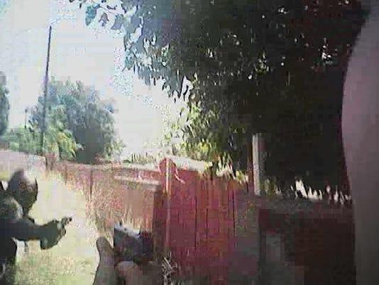Arizona Ave shooting