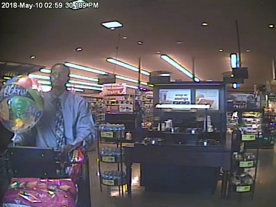 Sparks police are looking for this man, who is suspected