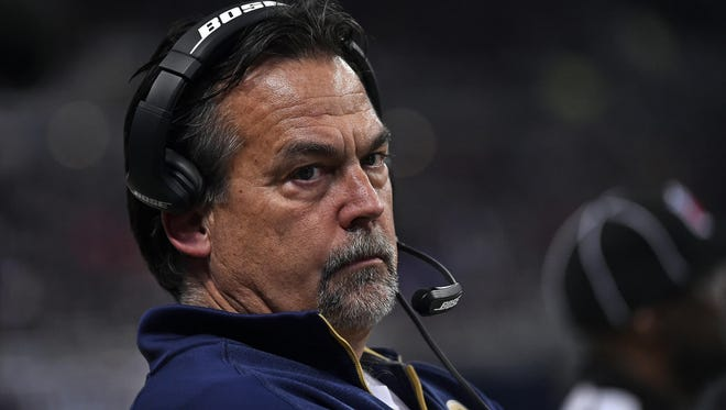 Quick: Name the first thing that comes to mind when you think of Jeff Fisher's tenure with the St. Louis Rams.
