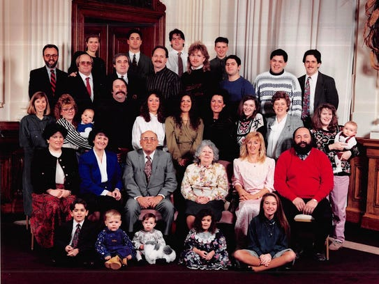 Mary-Clare Wahl was the matriarch of a family that