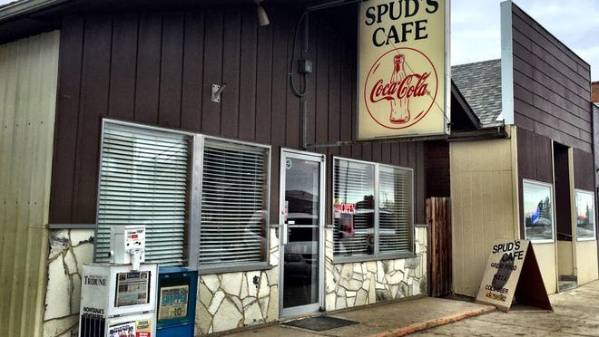 Spud's Cafe is at 26 1st St. E. in Chester.