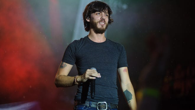 Chris Janson's concert on Friday in Howard has been r rescheduled for February.