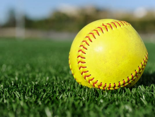 SOFTBALL STOCK ART