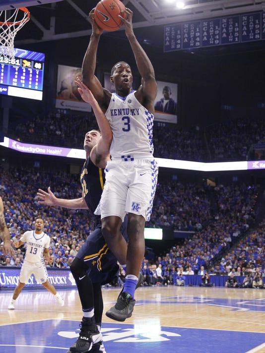 NCAA Basketball: Canisius at Kentucky