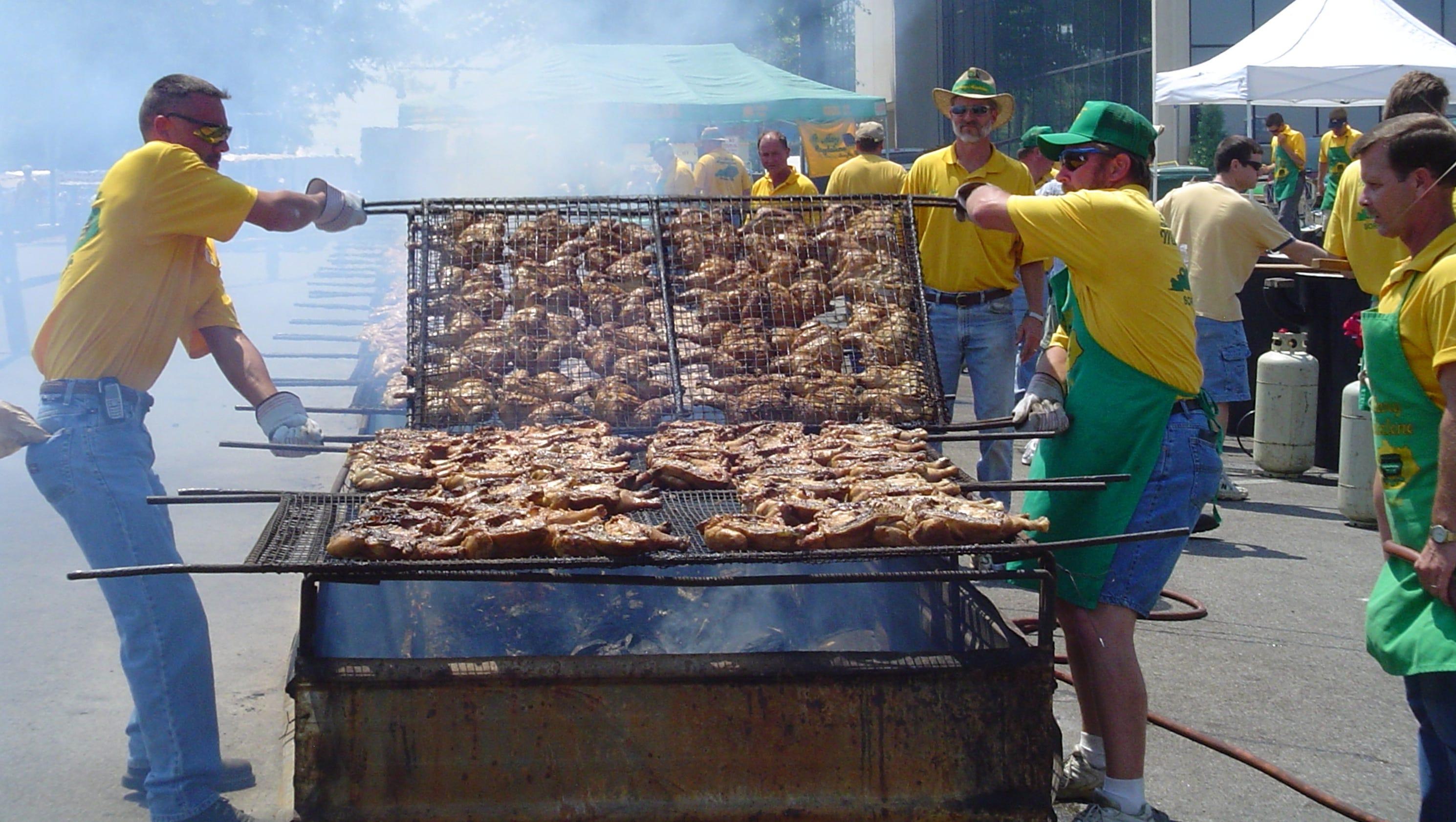 2018 barbecue festivals