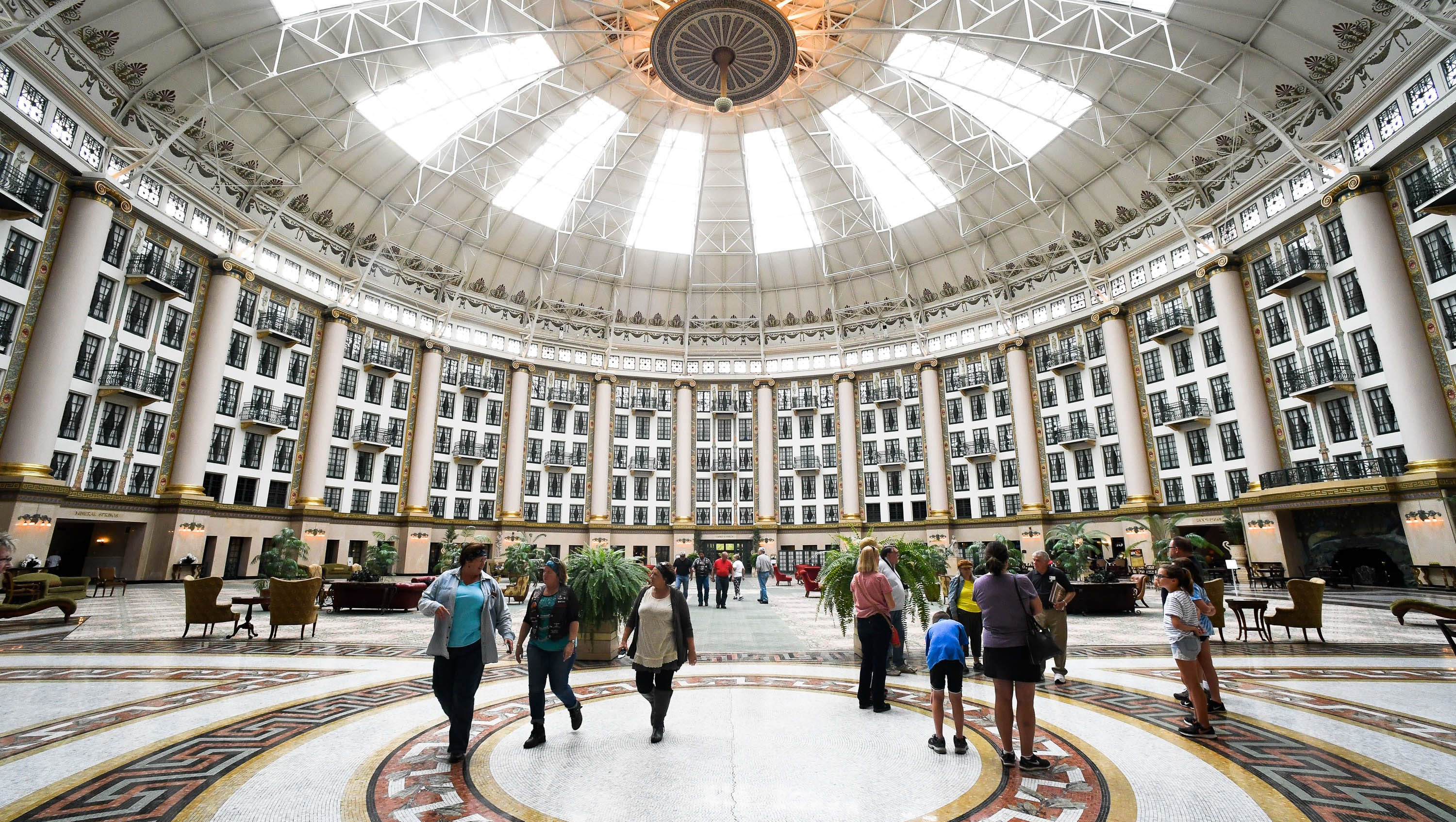 Horror Movie Set In West Baden Dome Has Finished Filming