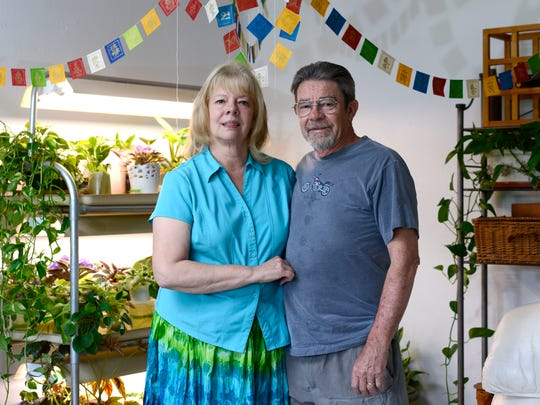 "Pensacola couple Jan and Steven Kurtz were recently on a ""Journey Encounter Nepal and Tibet"" traveling artists excusion with 9 other Americans and four Canadians when they found them selves fighting to stay alive during the earthquake in Nepal."