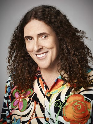 """'Weird Al' Yankovic will bring his """"Mandatory Fun"""" tour to The Lawn at White River State Park on July 7."""
