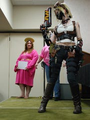 Clarksville's annual Daycon Anime convention was held at the Riverview Inn.