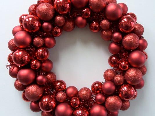 LOGO wreath