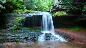 Lost Creek Falls is a hidden gem outside Cornucopia.