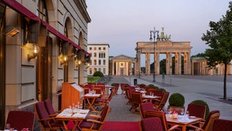 Hotel Adlon Kempinski Berlin is the fifth best reviewed hotel in the city, according to Booking.com.