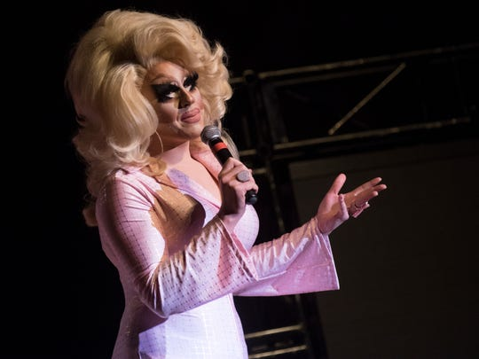"Trixie Mattel, UWM graduate and the winner of ""RuPaul's Drag Race All Stars,"" will be part of Dragapalooza! at this year's PrideFest."
