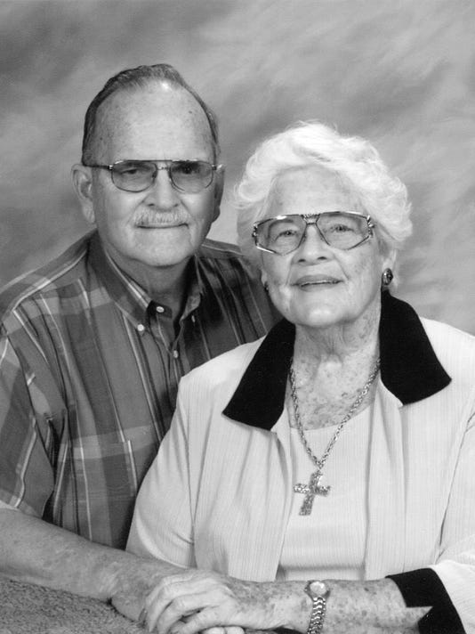 Bill and Sue Jenkins