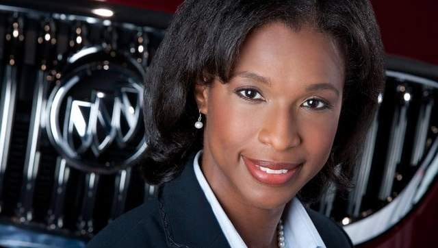 Alicia Boler-Davis is senior VP of global quality and global customer experience, reporting directly to CEO Dan Akerson.