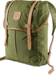 Fjallraven Rucksack, popular among the style-conscious.