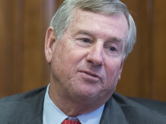 Montgomery Mayor Todd Strange