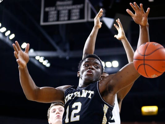 NCAA Basketball: Bryant at Providence