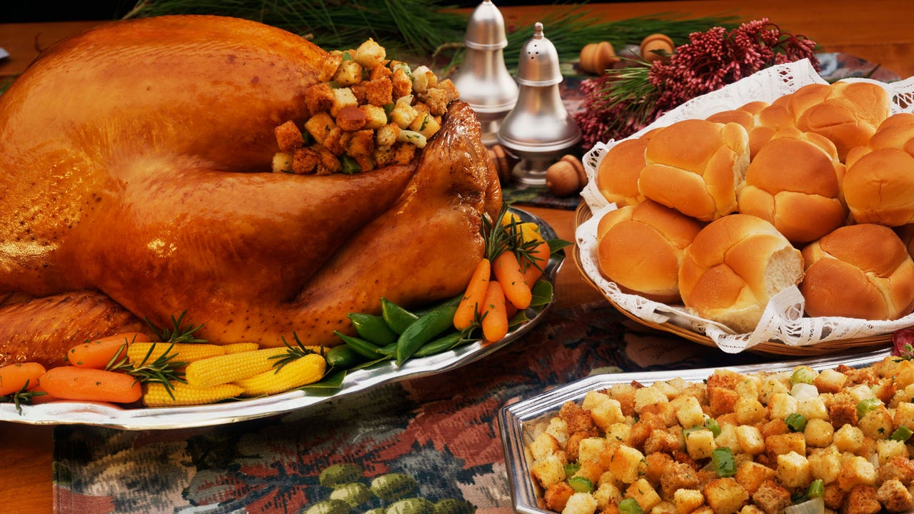 Thanksgiving Psyche: Stick with traditional meals