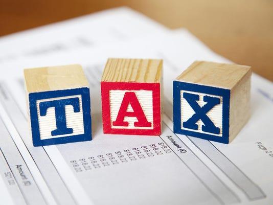 School taxes