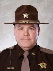 """Tippecanoe County sheriff's Lt. John """"Woody"""" Ricks."""
