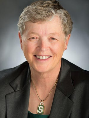 Michigan State University President Lou Anna K. Simon