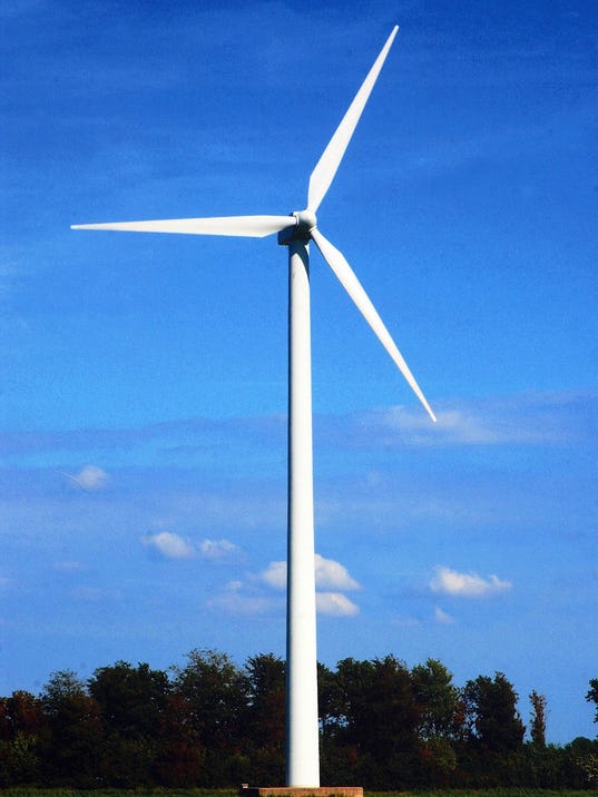 sp news union cty sch wind power