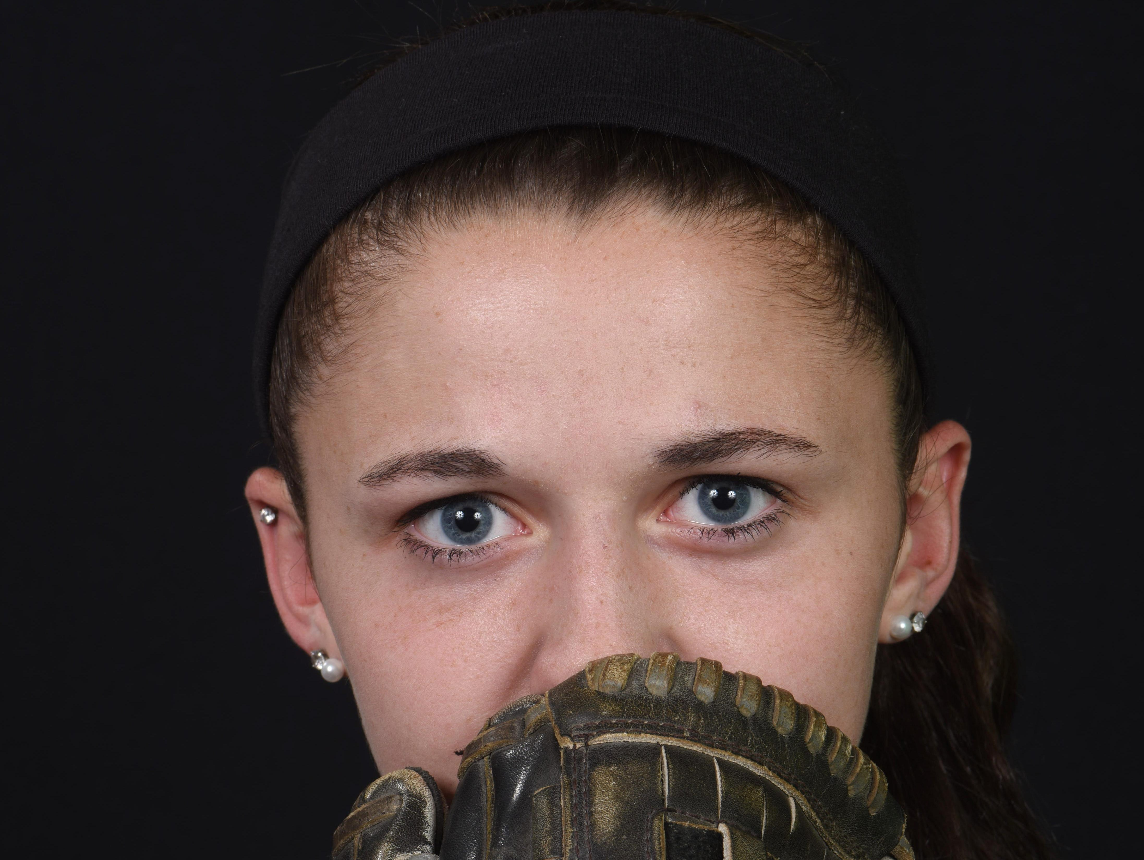 Allison Pritchard went 16-2 this season for Franklin D. Roosevelt with a 1.53 ERA and 127 strikeouts.