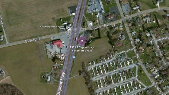 State Police are investigating a robbery of the Canterbury Shore Stop on South DuPont Highway in Felton.