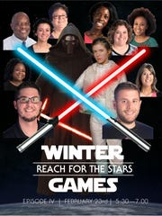 The Gaines Academy staff invites you to the fourth annual Winter Games.