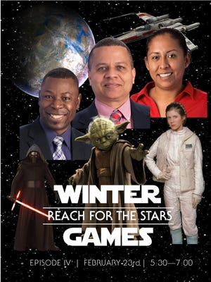 The Gaines Academy administration invites you to the fourth annual Winter Games.