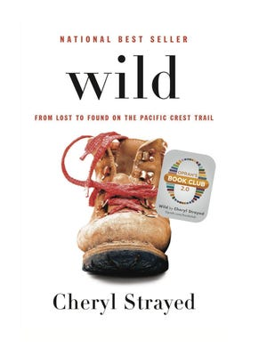 'Wild' by Cheryl Strayed, one of the offerings for World Book Night U.S.
