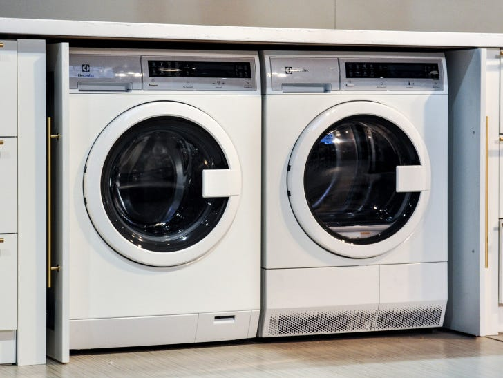 Here's what you need to know about ventless dryers.