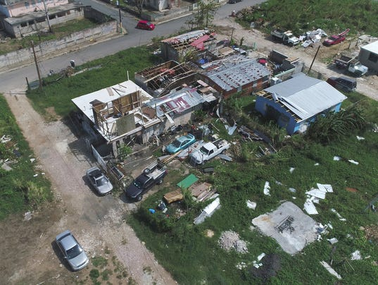 Hurricane Maria killed 4,600 people, not 64