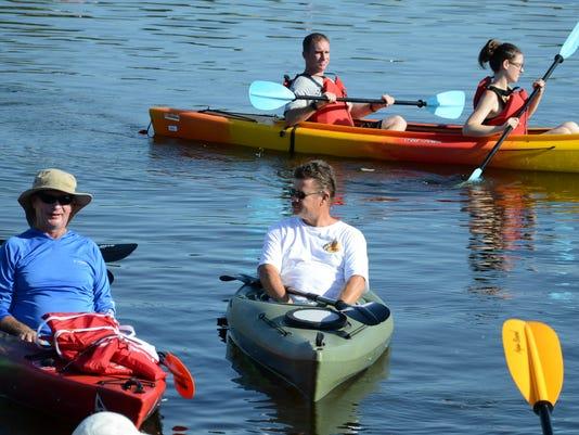 Florida Today/Keep Brevard Beautiful Summer Series: Turkey Creek Cleanup