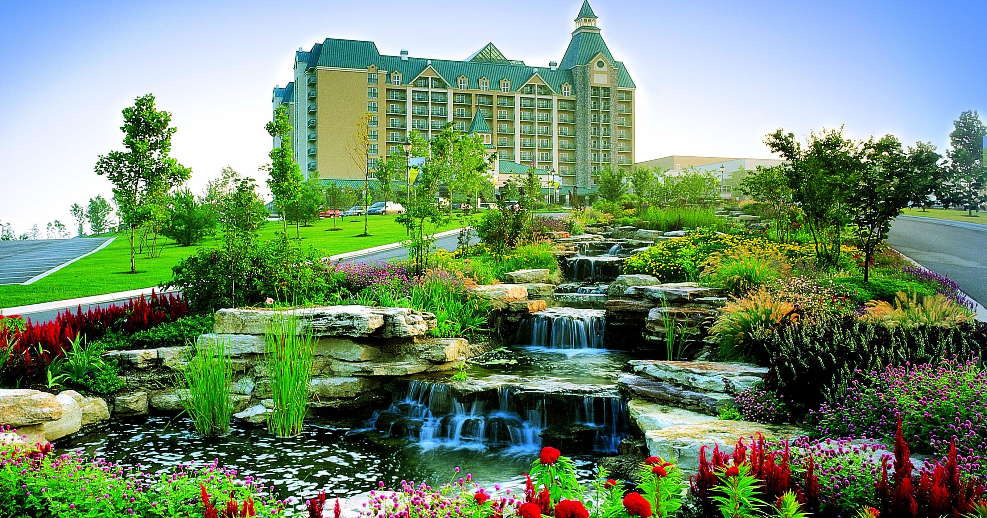 Missouri's 'Best Hotel' Found In Branson