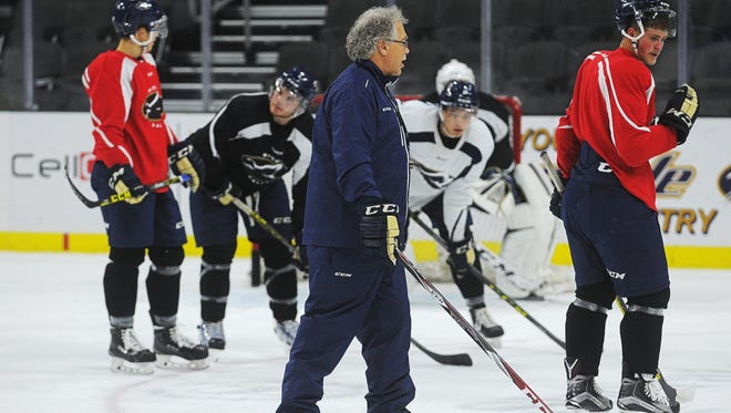 Among the numerous variables for the Stampede entering the season was their new coach, Scott Owens, who had not coached in the USHL in 16 years.