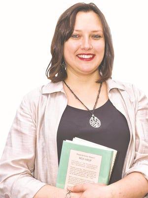 Lisa Newman of Lemuria Books.