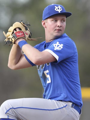 Cuyahoga Valley Christian Academy pitcher Christian Isaacs has committed to play ball at Mount Vernon Nazarene.